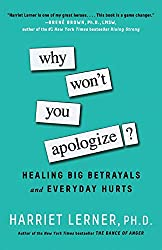 Why Won't You Apologize Book Cover