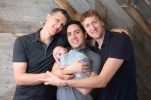 Ian Jenkins Family Photo