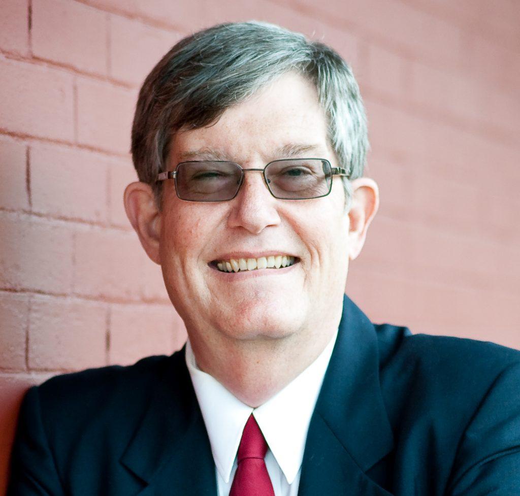 Jim Fleckenstein Headshot