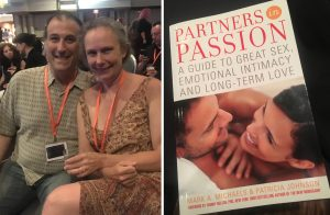 "Mark A. Michaels and Patricia Johnson, authors of ""Designer Relationships"" and ""Partners In Passion""."